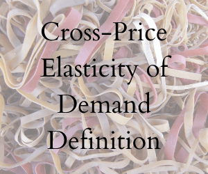 Cross Price Elasticity Of Demand 3 Types Boycewire
