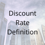 Discount Rate Definition